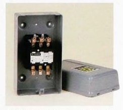 PC403G 40 Amp, 240 Volt Magnetic Contactor