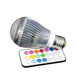 CHROMOLIFE 9 Watt RGB LED